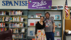 New Zines area premieres at the Media Center